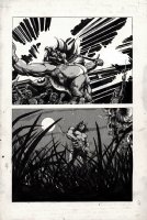 Kull Of Atlantis p 4 (Precursor To Conan The Barbarian #1) 1969-1970 Comic Art