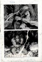 Kull Of Atlantis p 6 (Precursor To Conan The Barbarian #1) 1969-1970 Comic Art
