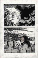 Kull Of Atlantis p 7 (Precursor To Conan The Barbarian #1) 1969-1970 Comic Art