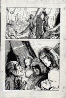 Kull Of Atlantis p 8 (Precursor To Conan The Barbarian #1) 1969-1970 Comic Art