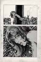Kull Of Atlantis p 9 (Precursor To Conan The Barbarian #1) 1969-1970 Comic Art