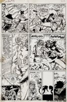 Conan #3 p 18 (1970) Comic Art