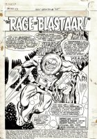X-Men #53 p 1 SPLASH (FIRST Published MARVEL Art!) 1969 Comic Art