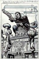 James Bond #1 Cover (2015) Comic Art