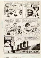 Korak, Son of Tarzan Issue 8 Page 19 (Large Art) 1965 Comic Art