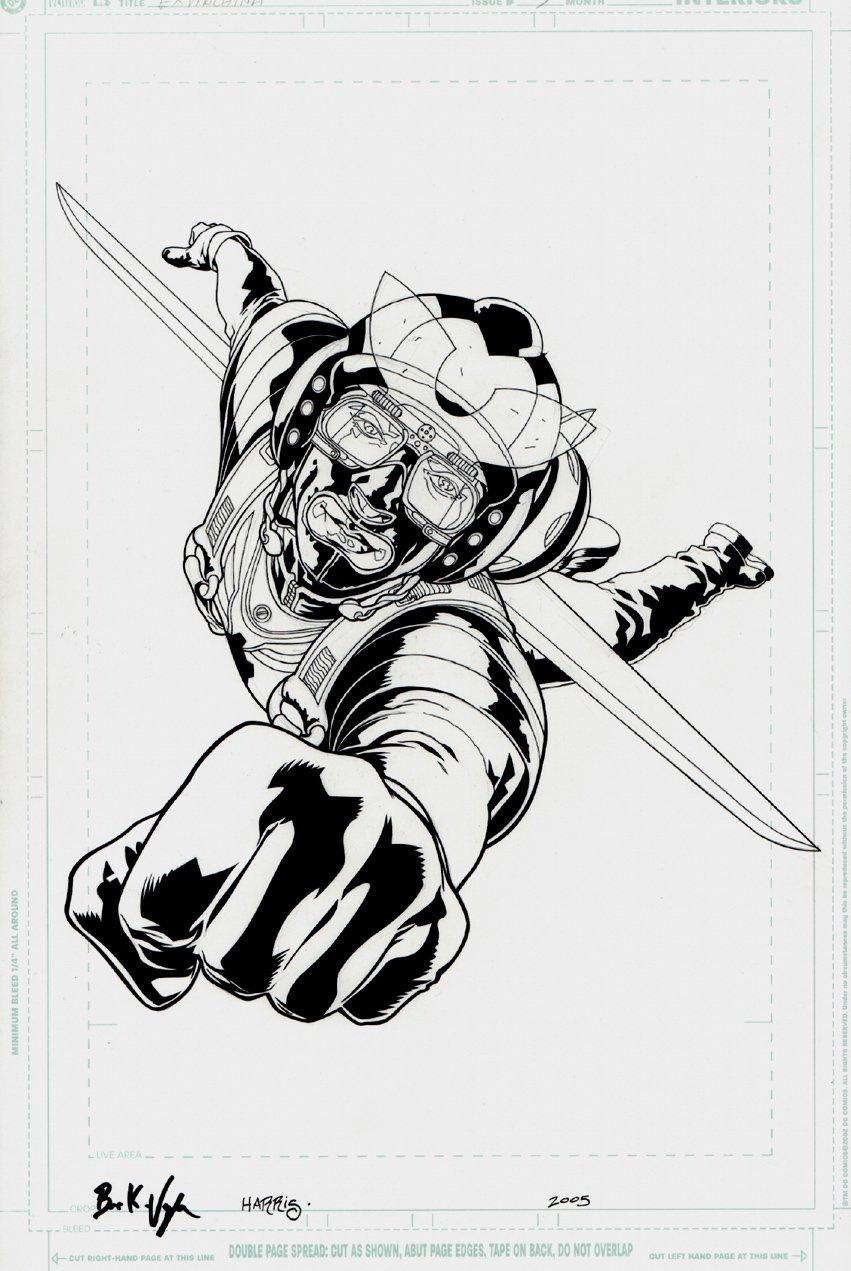 Ex Machina #3 p 1 SPLASH (2004)