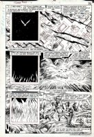 Swamp Thing Issue 49 Page 26 (1985) Comic Art