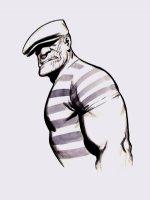 Published GOON Pinup (2007) Comic Art