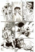 Action Comics   Issue 856 Page 9 (2007)  Comic Art