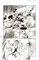 Action Comics   Issue 857 Page 14 (2007)  Comic Art