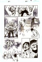 Action Comics   Issue 857 Page 18 (2007)  Comic Art