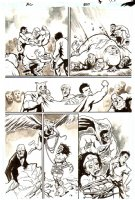 Action Comics   Issue 857 Page 4 (2007)  Comic Art