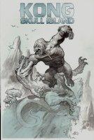 Kong of Skull Island #1 Cover (2016) Comic Art