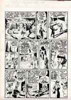 The Spirit #6/10/1951 p 4 (Large Art) Comic Art