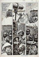 Savage Sword of Conan #? p 35 (1988) Comic Art