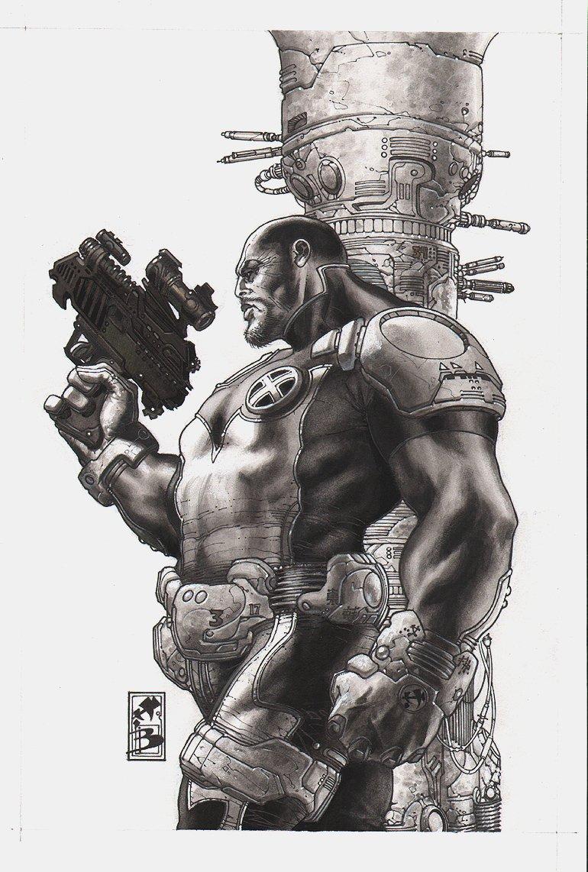 Uncanny X-Men #494 Cover (2008)
