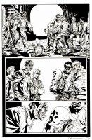 Before Watchmen: Rorschach #1 p 15 Comic Art