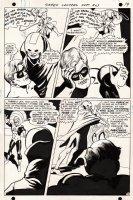 Green Lantern Issue 63 Page 16 (1968) Comic Art