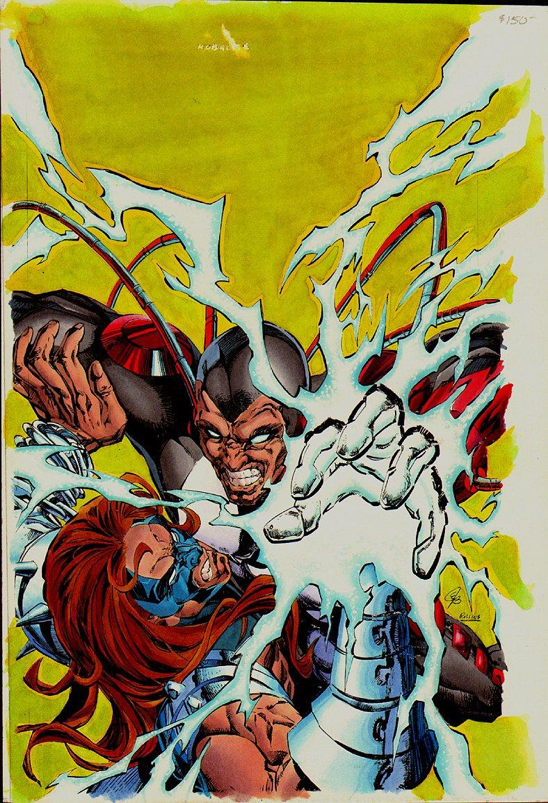 Kobalt #6 Cover (1994)