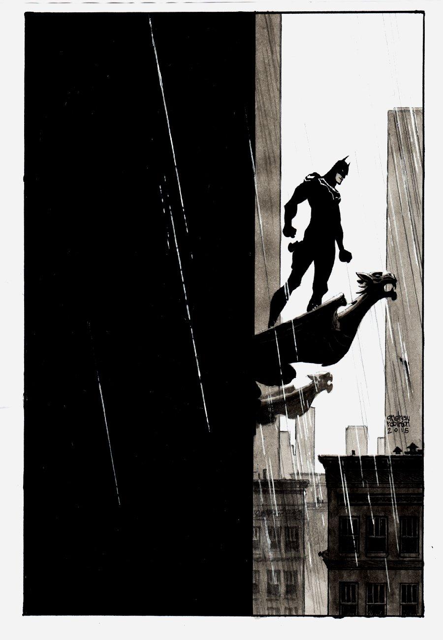 Detective Comics #48 Cover (2015)