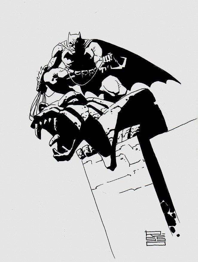 Batman Pinup