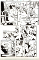 Amazing Spiderman Issue 608 Page 13 Comic Art