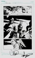 The Walking Dead #62 p 1 SPLASH (2009) Comic Art