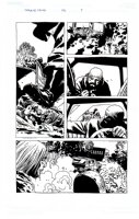 The Walking Dead #106 p 7 (2012) Comic Art