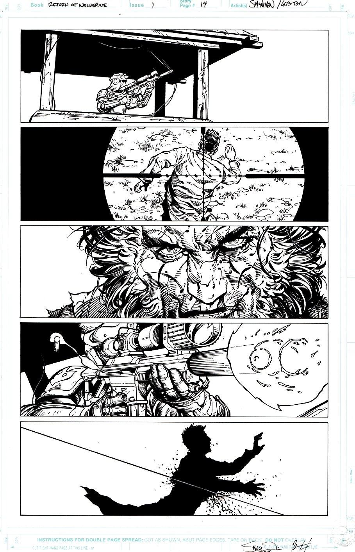 Return of Wolverine #1 p 14 (2018)