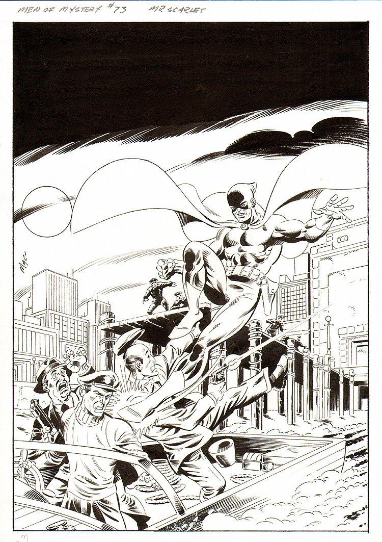 Men of Mystery Comics
