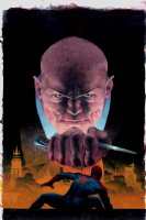 Kingpin #2 Cover Painting (2003) Comic Art