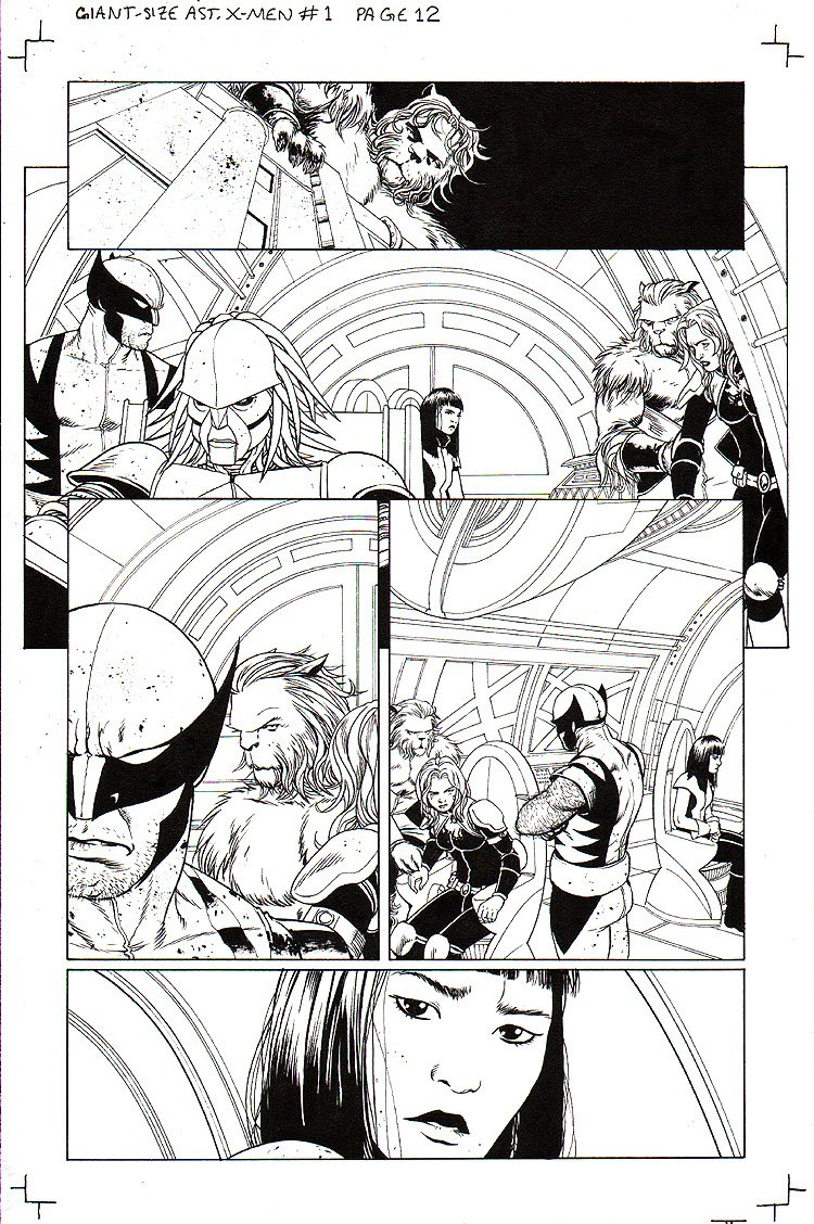Giant-Size Astonishing X-Men