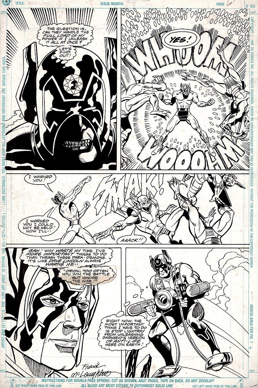 New Gods #28 p 17 (1991)