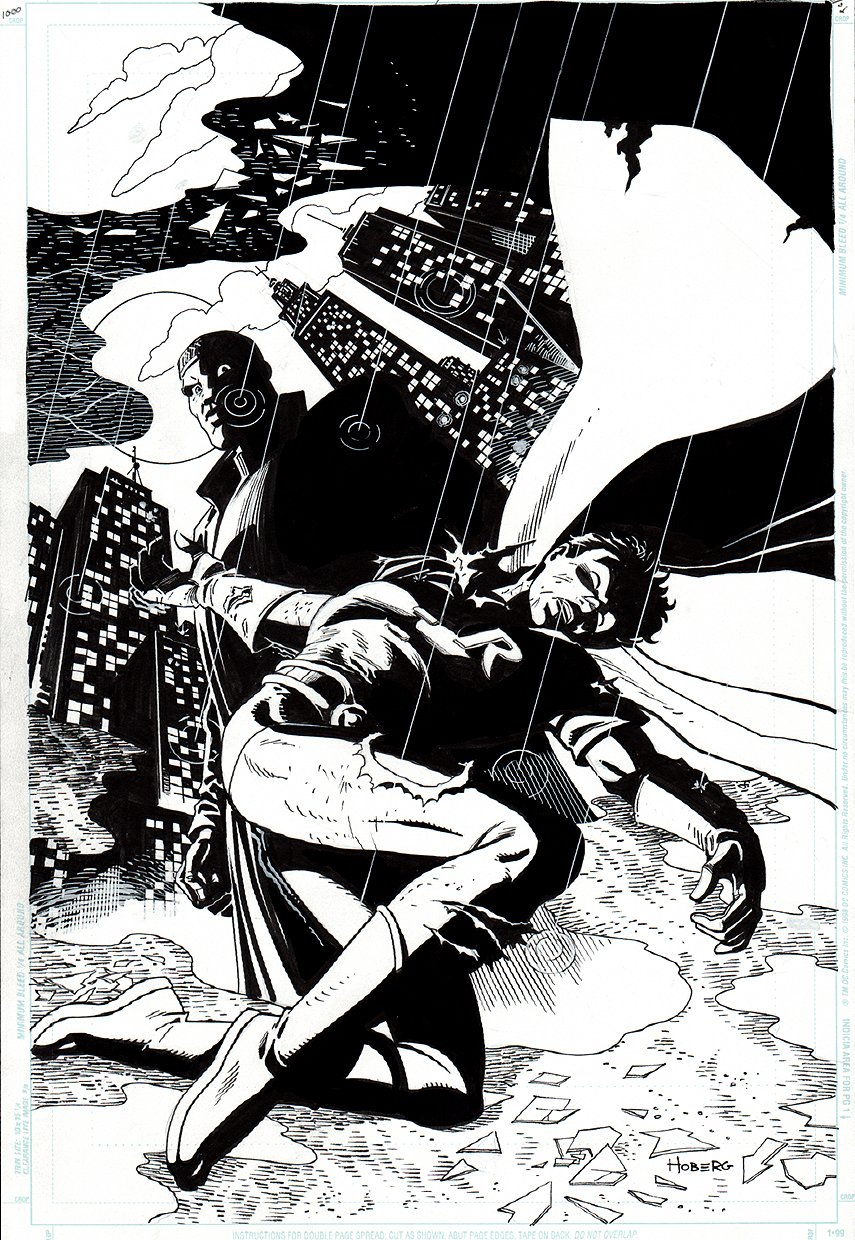 Batman: Family #5 Cover (2003)