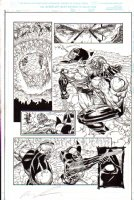 Wolverine Issue 157 Page 18 (2000) Comic Art