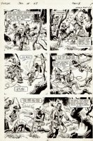 Turok, Son of Stone  Issue 69 Page 8 (1969) Comic Art