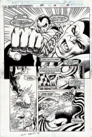 Secret Defenders #23 pg 14 Comic Art