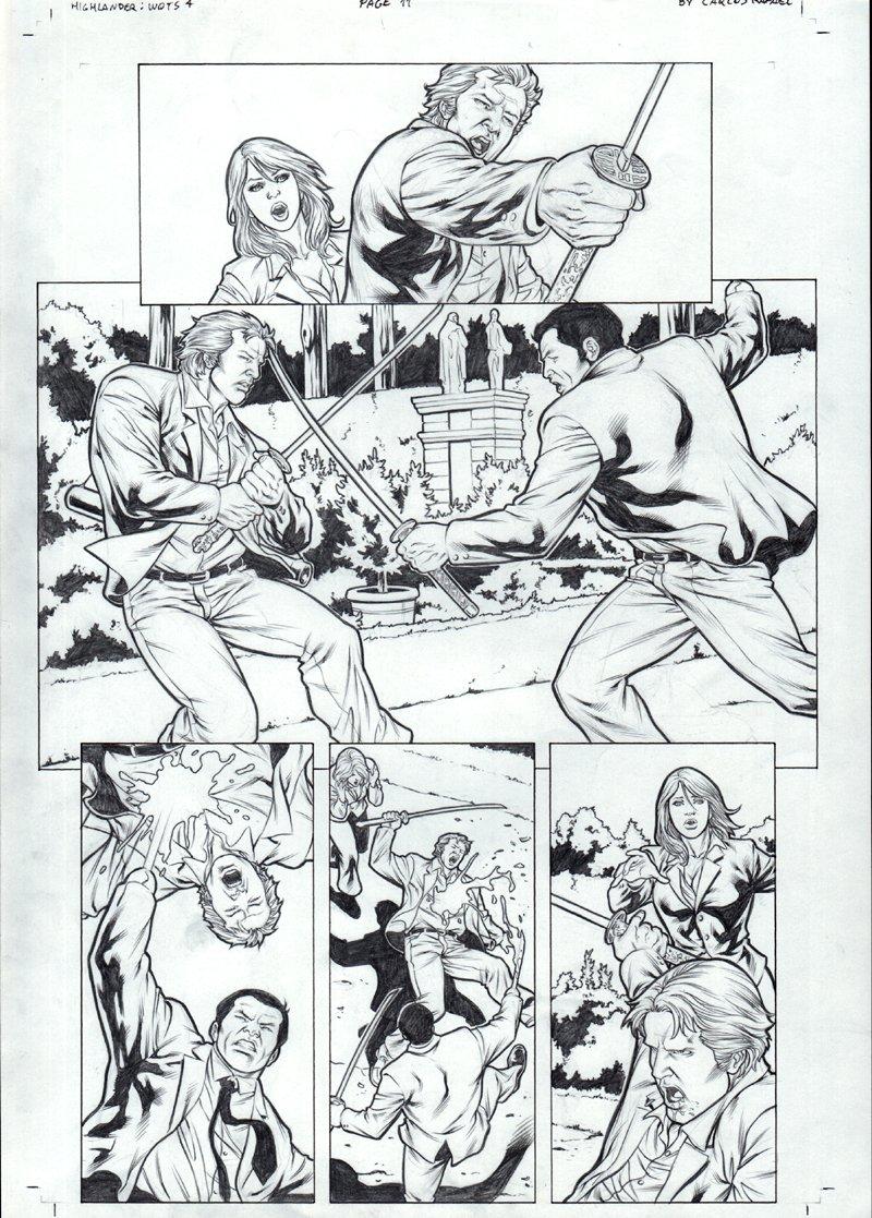 Highlander #4 p 11