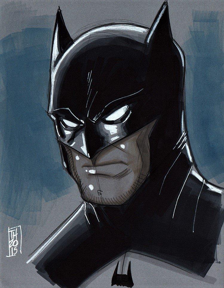 Batman Pinup (2015)