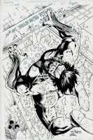 Wolverine Manifest Destiny Issue 3 Page 3 SPLASH Comic Art