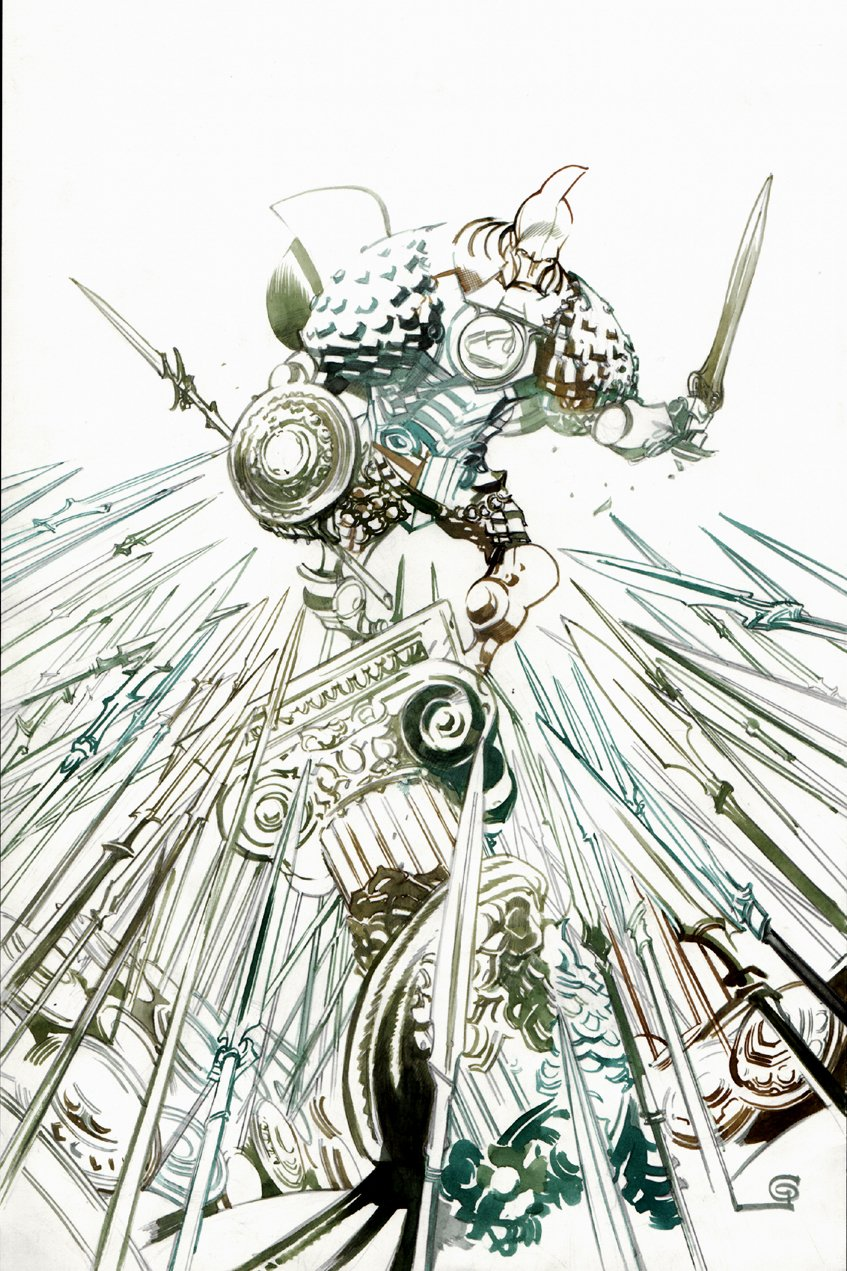 Deadpool Team-Up #894 Cover (2010)