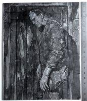 Frankenstein The Monster (2015) Comic Art