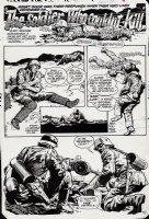 G.I. Combat #260 p 1 (1983) Comic Art