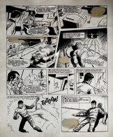 Star Trek Newspaper Strip (HUGE) 10-28-1972 Comic Art
