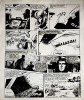 Star Trek Newspaper Strip (HUGE) 9-29-1973 Comic Art