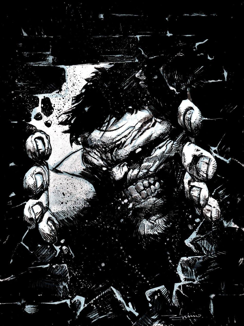 Immortal Hulk #2 Cover