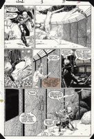 Longshot #3 p 8 (1985) Comic Art