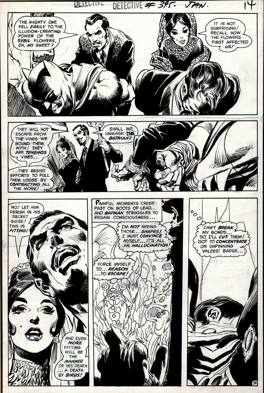 Detective Comics #395 p 12 (1969)