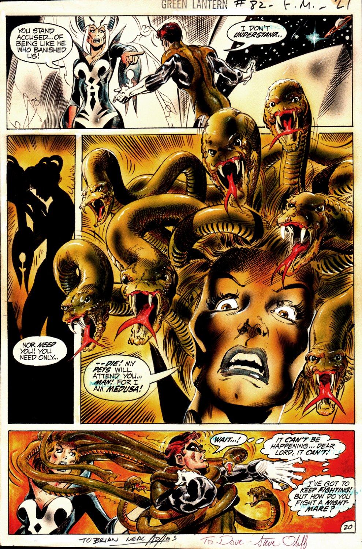 Green Lantern #82 p 20 (1970)