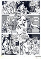 Six Million Dollar Man Magazine Issue 2 Page 22 (1976) Comic Art